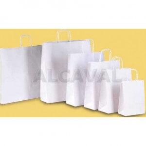 bolsas grandes blancas