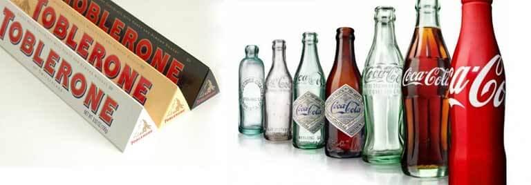 packaging conocidos de la historia