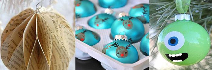 Manualidades de bolas de navidad alcaval - Manualidades bolas de navidad ...