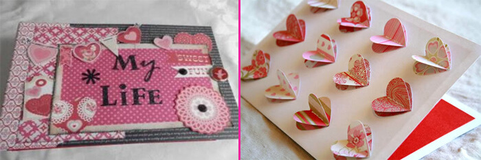 Ideas para tu san valentin diy alcaval Adornos san valentin manualidades
