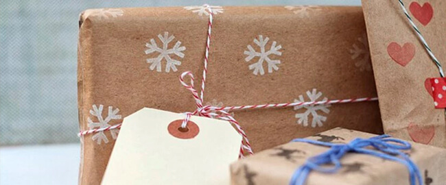 7 ideas para envolver regalos de una manera única