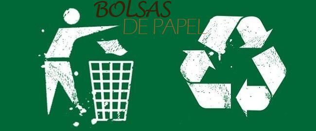 Bolsas de papel reciclado: conocer el proceso de reciclaje