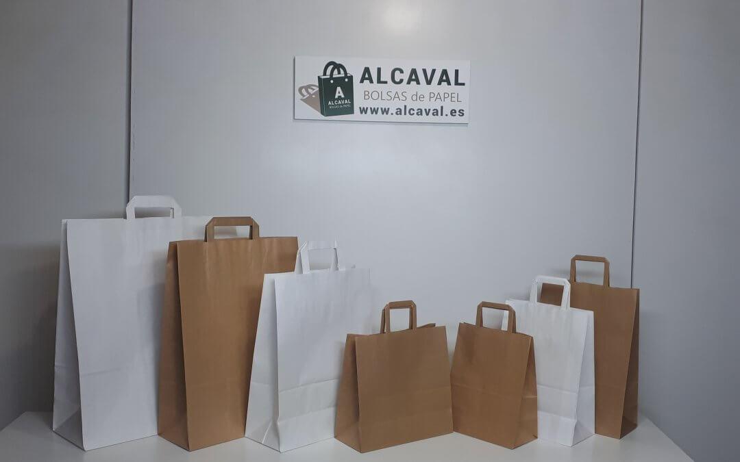 Alcaval: Las mejores bolsas de papel del mercado