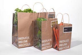 Tipos de bolsas ecológicas