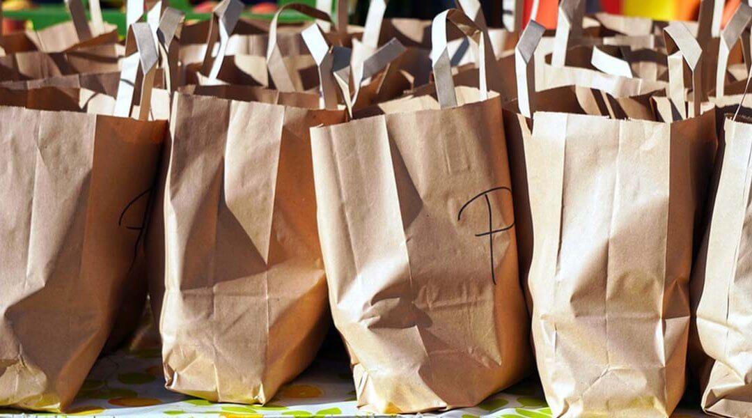 Las bolsas de papel kraft y la conservación de los bosques