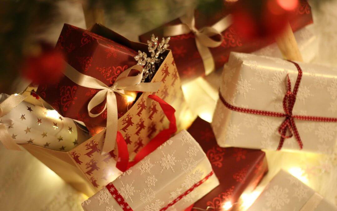 Ideas de bolsas de papel para esta Navidad