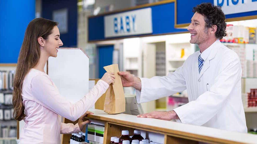Bolsas de papel de farmacia y sobres de papel de farmacia