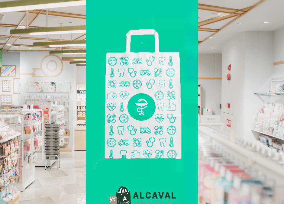 Cómo puede mi farmacia ser más ecológica: con bolsas para farmacia