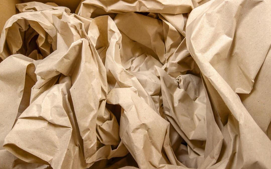 Cómo reciclar las bolsas de papel
