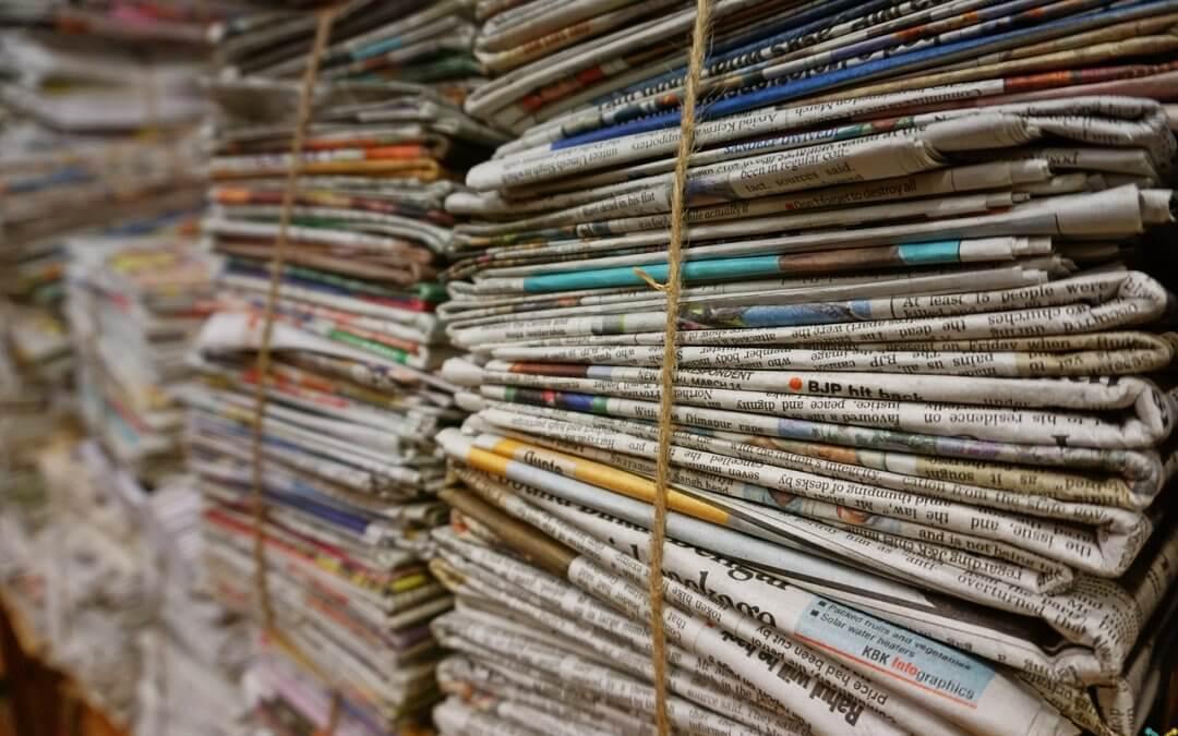 ¿Sabías que España es un país puntero en el reciclaje de cartón y papel?